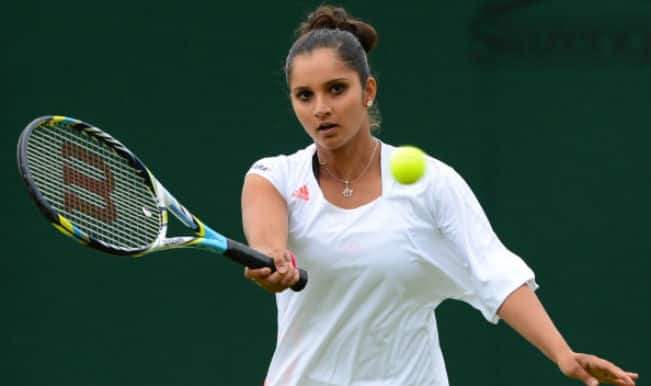 Indian tennis sensation Sania Mirza breaks into doubles top-5 for first time