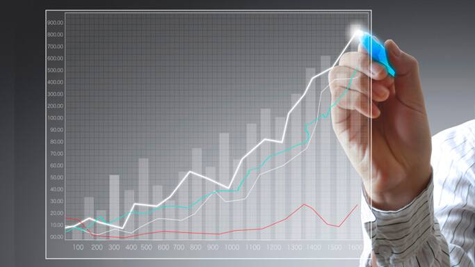 Sensex, Nifty touch new high