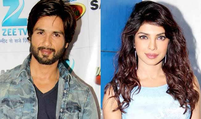 Haider: Priyanka Chopra reacts to Shahid Kapoor's performance in the movie!
