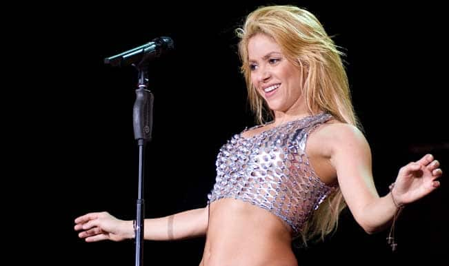 Shakira sets 100 million likes record on Facebook