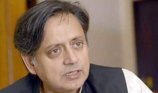 Article 121 prevents any discussion over a judge in Parliament: Shashi Tharoor