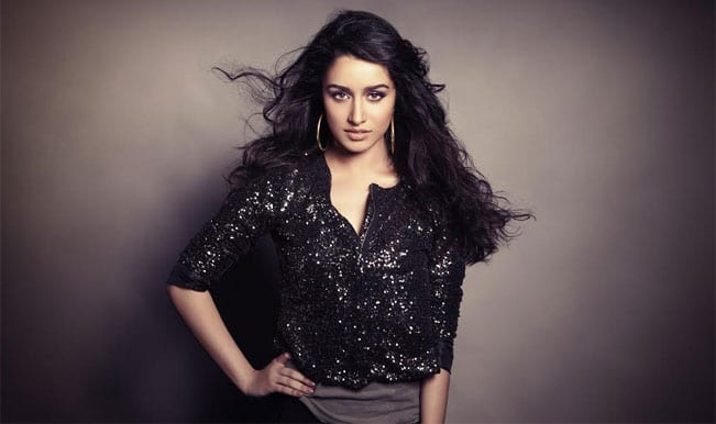 Shraddha Kapoor injures herself; this time on the sets of ABCD 2!