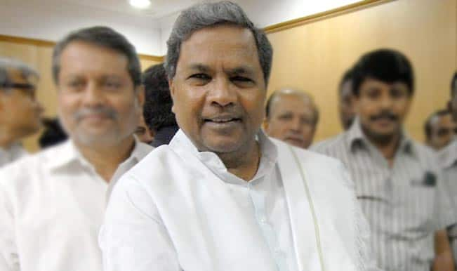 Strong action against those who take law in their hands, says Karnataka Chief Minister Siddaramaiah