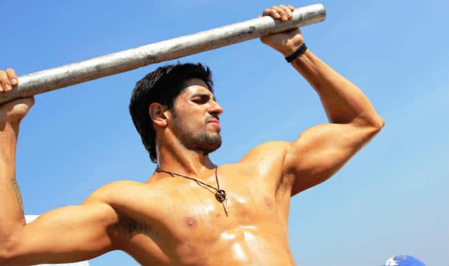 Sidharth Malhotra to gain weight for Karan Johar's 'Warrior'