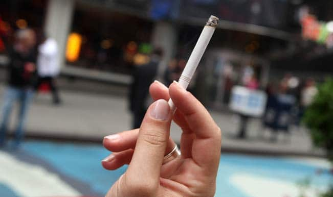 """Research says """"People who work long hours find it harder to quit smoking"""""""