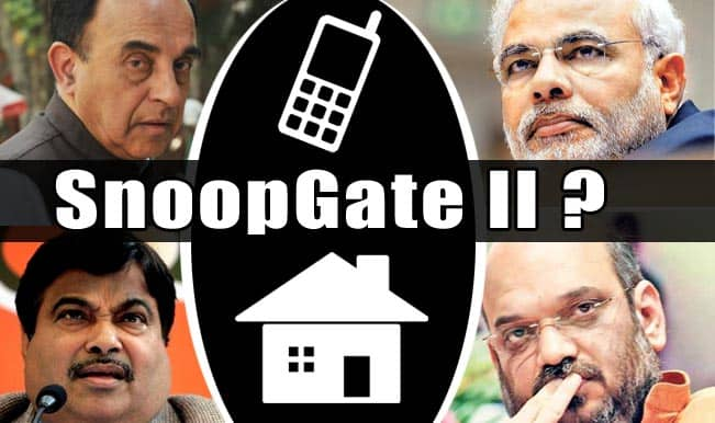 Snoopgate II: Nitin Gadkari demeans media reports as 'false' and 'baseless'