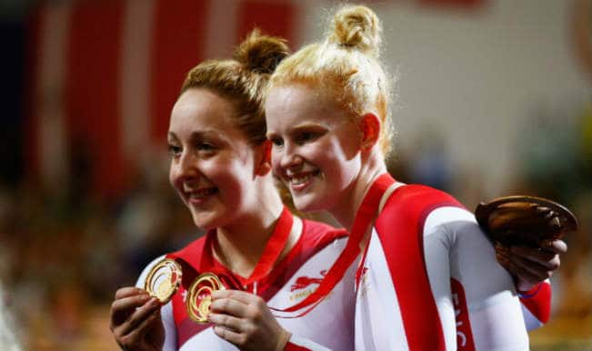Sophie Thornhill and Helen Scott