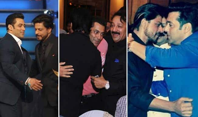 It's Eid again; Salman Khan and Shahrukh Khan repeat the history!