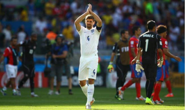 Steven Gerrard: 5 facts on one of England's best midfielders Stevie G