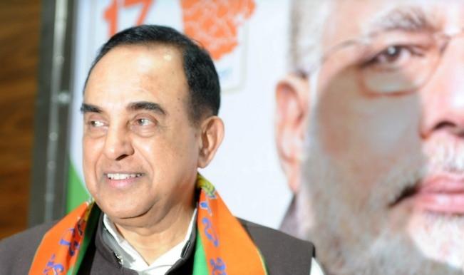 Subramanian Swamy calls Sonia Gandhi 'fifth class pass'
