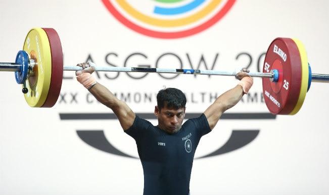 Indian weightlifters Sanjita Chanu, Mirabai Chanu and Sukhen Dey make day memorable for India