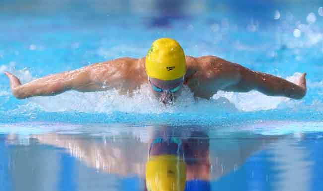 England upset Australia to hit 10 swim golds in Commonwealth Games 2014