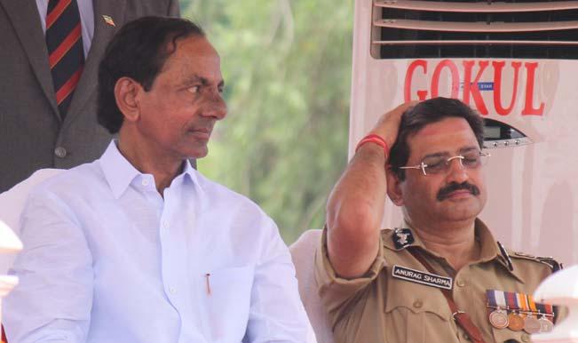 Telangana observes shutdown to protest Polavaram Bill