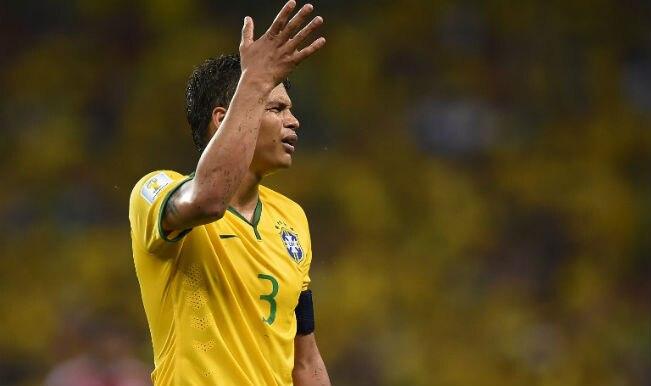 FIFA dismiss Thiago Silva plea, slam leniency claim