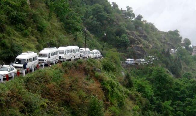 Downpour triggers landslides in Uttarakhand