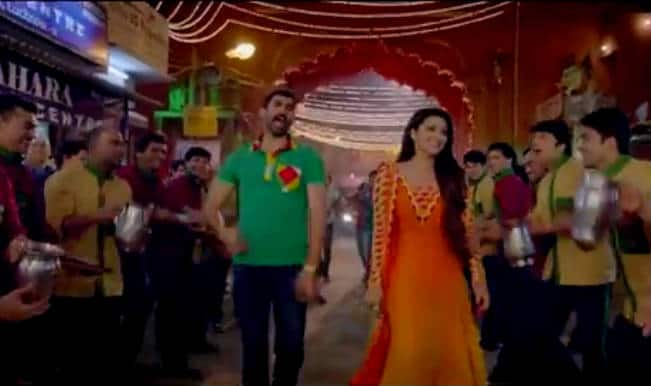 Daawat-e-Ishq title song: Parineeti Chopra and Aditya Roy Kapur look fantastic in the new age qawwali!