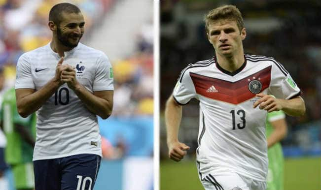 FIFA World Cup 2014, France vs Germany: Key players to watch in 1st Quarter-final