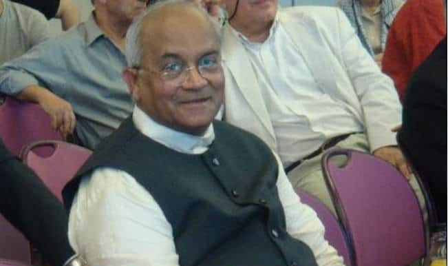 Sedition case filed against Ved Pratap Vaidik