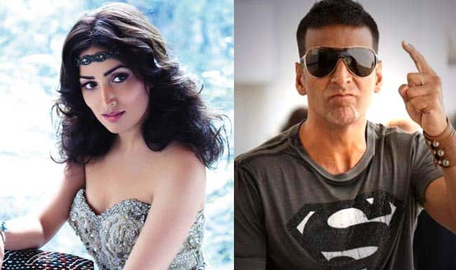 Did Yami Gautam refuse to don a bikini for Akshay Kumar?
