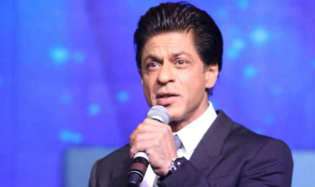 Shah Rukh Khan says he has been given lot more than what he deserves!