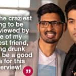 'Look Who's Talking With Niranjan' on Zee Cafe – First…