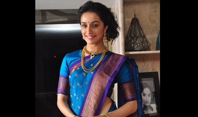 Ganesh Chaturthi will be special for Shraddha Kapoor this year