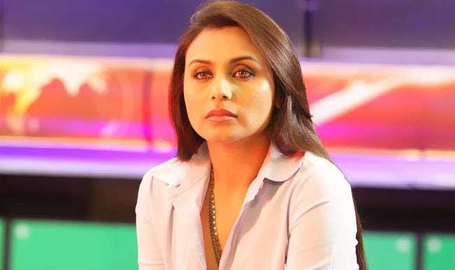 Rani Mukerji: My pregnancy won't affect work