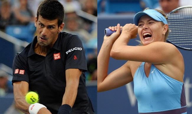 Cincinnati Masters: Novak Djokovic, Maria Sharapova outlast opponents to avoid early exits