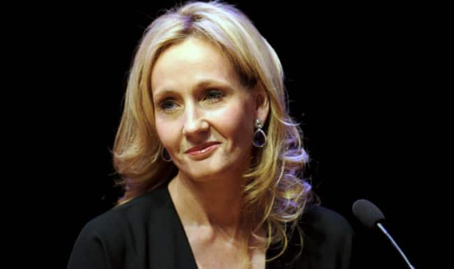 J K Rowling pens new biography of 'Harry Potter' character on a fan site