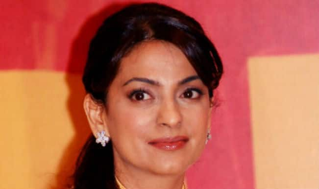 Juhi Chawla becomes brand ambassador for 'Sony Pal'