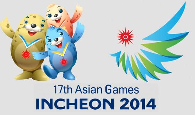 Asian Games  Schedule Time Table Fixtures Of Th Incheon Asian Games