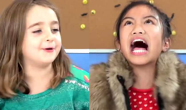TheFineBrros: Find out how American children react to gay marriages