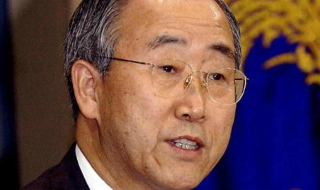 UN's Ban Ki-moon urges Iraqi politicians to form government