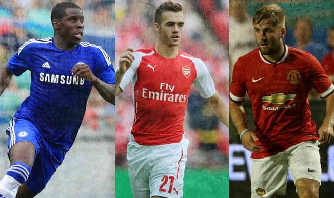 Luke Shaw, Kurt Zouma: 5 young stars to watch out for in Barclays Premier League 2014-15