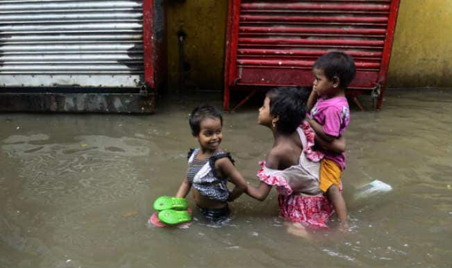 Over 100 villages submerged in flood-hit Bangladesh
