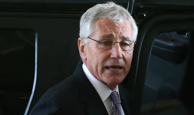 Chuck Hagel: India needs time and space to define its relationship with America
