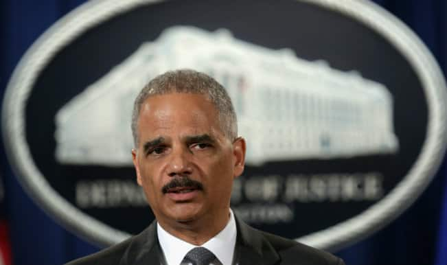 United States Attorney General Eric Holder to visit riot-hit town Ferguson