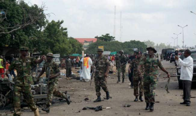 Eight people killed by suspected Boko Haram militants in Nigeria attack