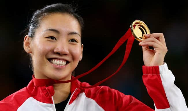 Michelle Li creates history: Becomes first Canadian to win Gold in Women's Singles Badminton at Commonwealth Games 2014