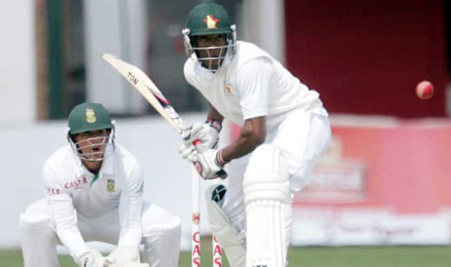 Zimbabweans Hit Back At South Africa Burning Out South: South Africa Vs Zimbabwe: Minnows Zimbabwe 80-2, Frustrate