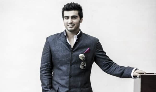 Arjun Kapoor: me and my back are just fine