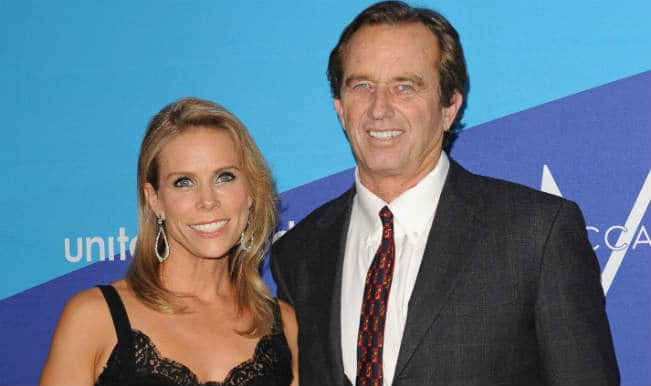 Cheryl Hines, Robert F Kennedy Jr are officially married