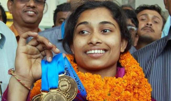 Tripura government: Dipa Karmakar has made golden history for our country by winning the bronze at the 2014 Commonwealth Games
