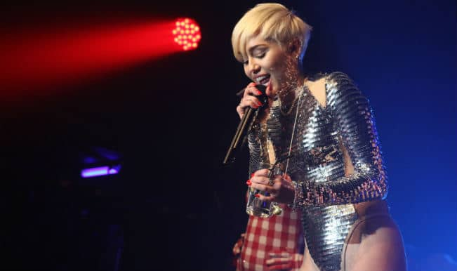 Pop star Miley Cyrus causes hotel chaos