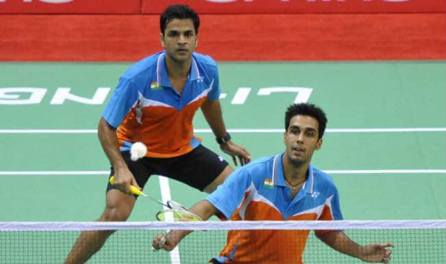 World Badminton Championships: Shuttlers Akshay Dewalkar and Pranaav Jerry Chopra enter second round at Copenhagen