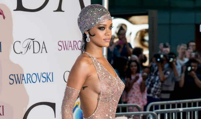 Rihanna thinks Vince Vaughn is the sexiest man alive