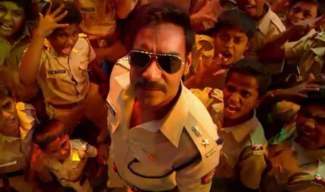 Singham Returns quick movie review: Ajay Devgn and Rohit Shetty together pack an ultra solid punch!