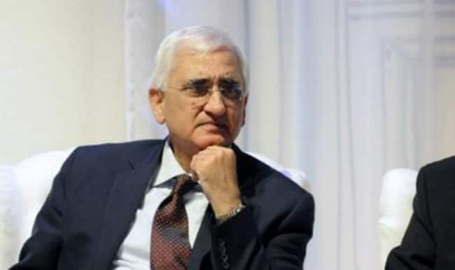Natwar Singh's book has left an unpleasant taste: Salman Khurshid