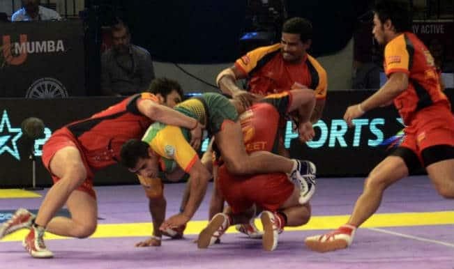 Pro Kabaddi League semis, final shifted to Mumbai