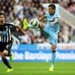 Barclays Premier League 2014-15: Newcastle United vs Manchester City match…